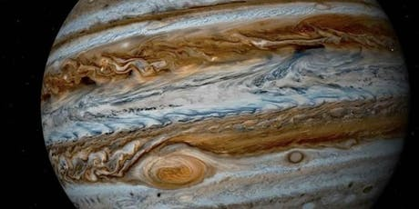 Free Public Talk on the Top Tourist Sights in our Solar System tickets