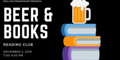 Beers & Books (November 2019)