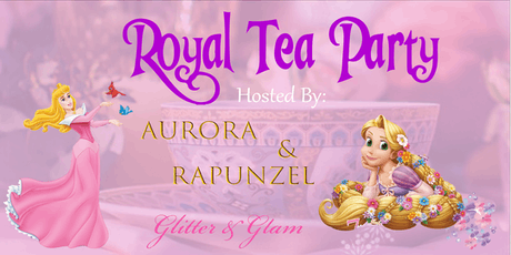 Aurora & Rapunzel's Royal Tea Party tickets