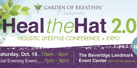 Heal the Hat 2.0 tickets