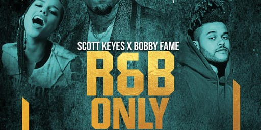 R&B ONLY NIGHT x OFFICIAL DAY PARTY AFTERPARTY