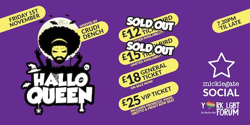 HalloQueen - Spooktacular Show & Party