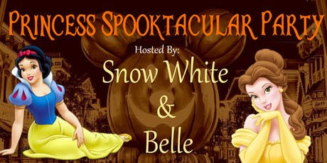 Princess Spooktacular Party tickets