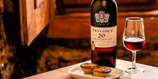 Taylor Fladgate Port Wine Pairing Seminar