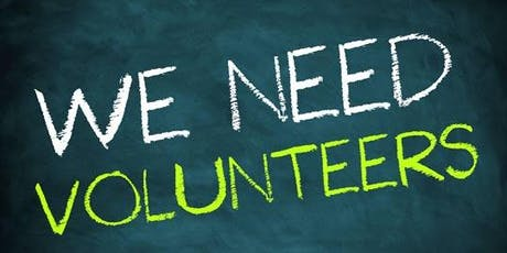 Volunteers Needed for Bichip Special Event in November tickets
