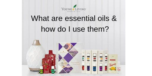 Essential Oils--12 top oils & how to use them
