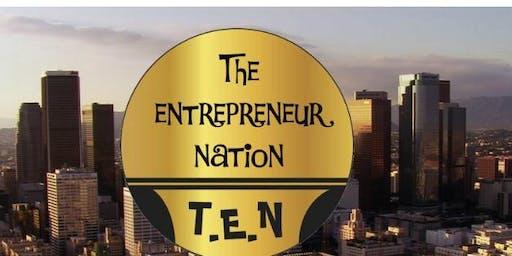 The Entrepreneur Nation Anniversary Party- London (Friends)