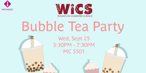 WICS BOT Bubble Tea Party