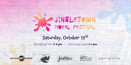 Jingletown Mural Festival tickets