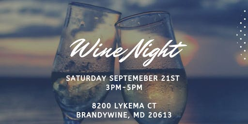 Wine & Wellness Event! Come network and have a few drinks!
