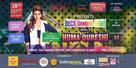 Bollywood Night with Huma Qureshi tickets