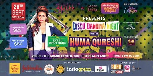 Bollywood Night with Huma Qureshi