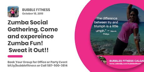 Zumba Social Experience - Zumba Free your body. Power your mind. tickets