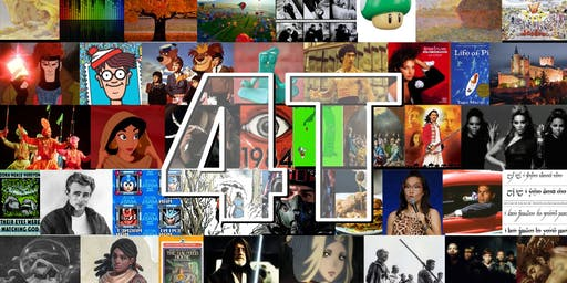 4T: A Celebration of People, Art, Entertainment, and Stuff