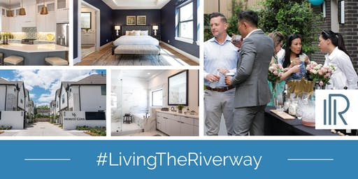 Riverway Homes: Open House Networking Event at Moritz Cove