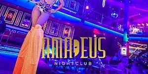 Friday Jan 3rd at Amadeus Nightclub Fr33 Drinks .