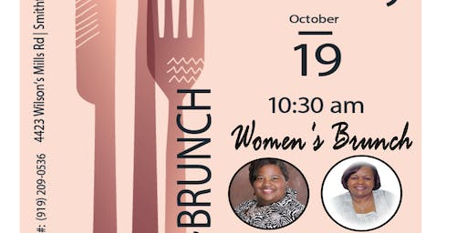 2019 Women's Brunch at New G