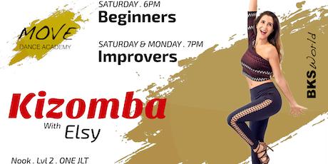 MOVE Dance Academy | Kizomba tickets