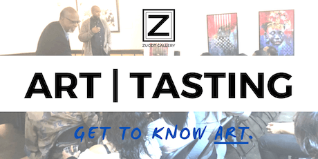 ART TASTING @ ZuCot Gallery w/ Artists Charly Palmer and Aaron F. Henderson tickets