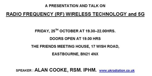 A PRESENTATION AND TALK ON RADIO FREQUENCY (RF) WIRELESS TECHNOLOGY and 5G