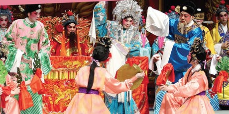 FREE WORKSHOP:  Cantonese Opera Behind the Scenes tickets