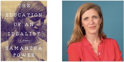 Ambassador Samantha Power | Luncheon and Book Signing