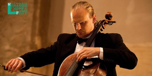 Waltham Forest Cello Fest 2019  - J. S. BACH: SIX CELLO SUITES