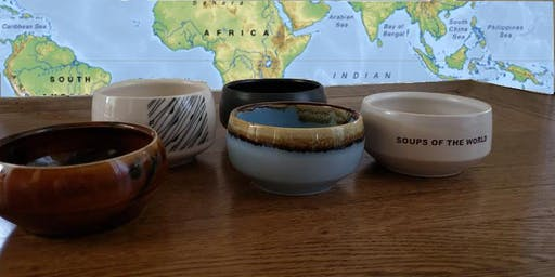 SOUPS OF THE WORLD