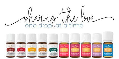 ESSENTIAL OILS--WHO? WHAT? WHEN? WHERE? WHY? HOW? tickets