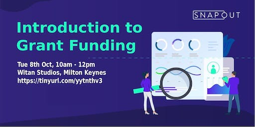Introduction to Grant Funding