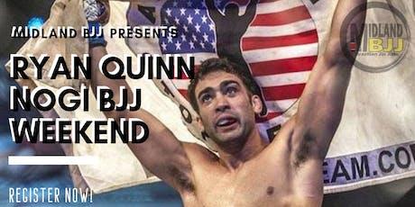 NoGi BJJ & Wrestling with Ryan Quinn tickets