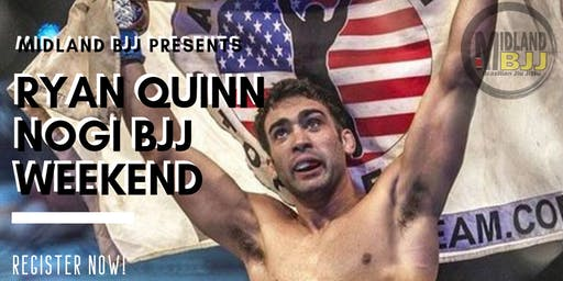 NoGi BJJ & Wrestling with Ryan Quinn