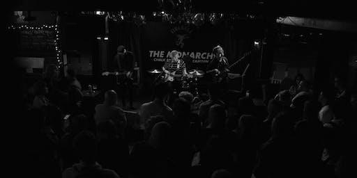 Crush Live Presents: This Sleep, Scowl, Eddie's House, The Rizzerlers