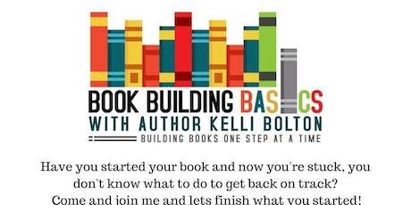 Book Building Basics 4 tickets