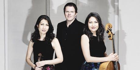 Trio con Brio Copenhagen - Chamber Music Society of Louisville tickets