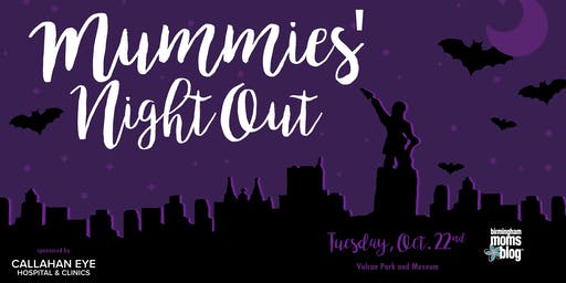 Mummies' Night Out 2019 by Birmingham Moms Blog