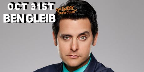 Comedian Ben Gleib Live in Naples, Florida at Off the hook Comedy Club tickets