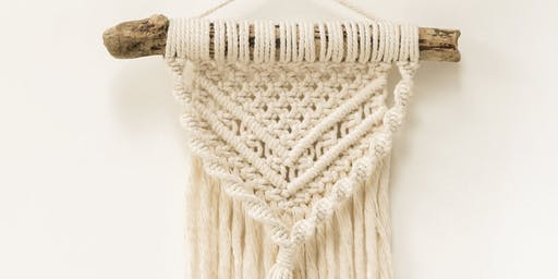 Learn to Macrame - Wall Hanging Workshop
