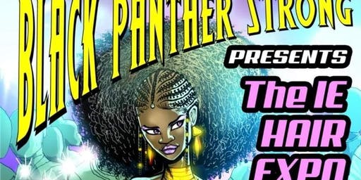 Black Panther Strong Presents Iehairexpo Barber & Beauty Convention
