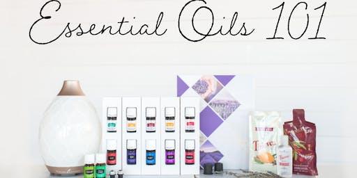 Essentials Oils 101