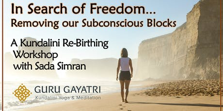 In Search of Freedom, Removing our Subconscious Blocks tickets