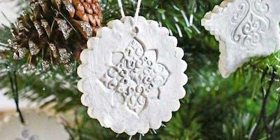 Family Ornament-Making Class! (Nov. 23)