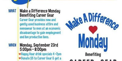 Make a Difference Monday at Chuy's