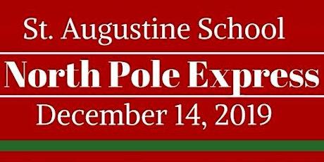St. Augustine School North Pole Express tickets