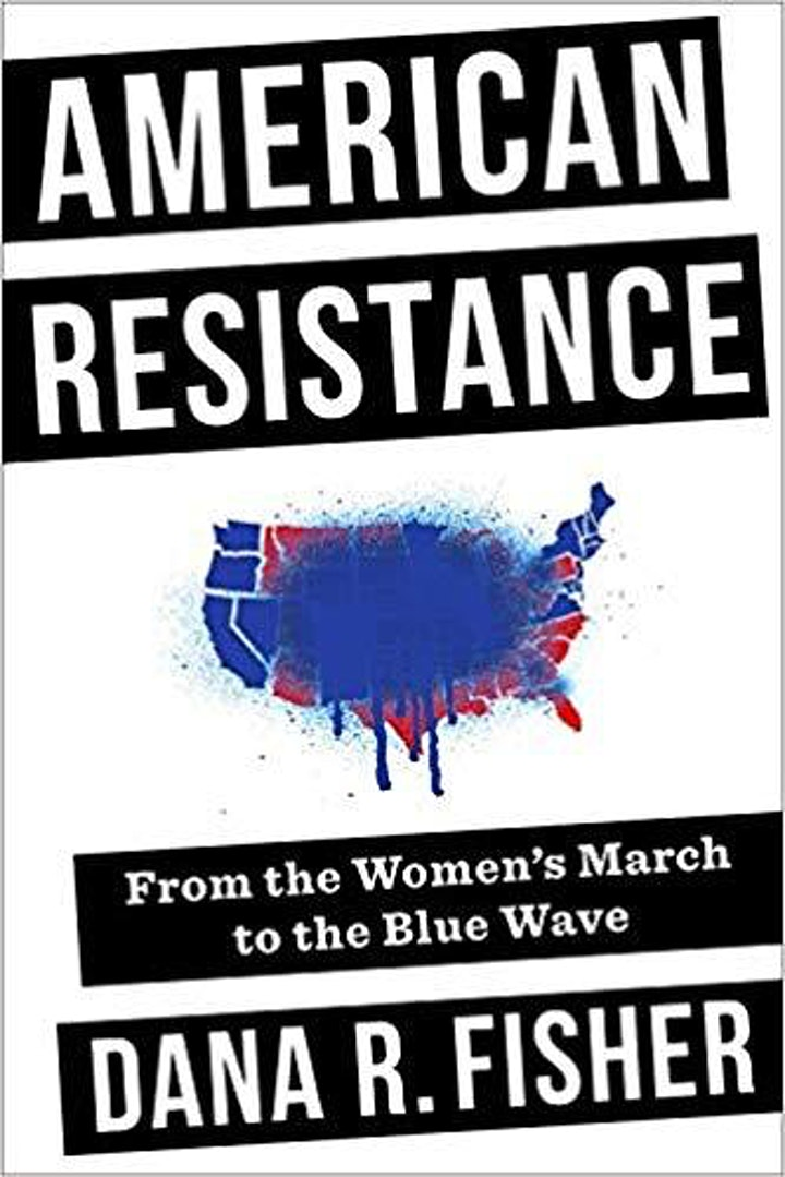 American Resistance, a fireside chat with author Dana R. Fisher image