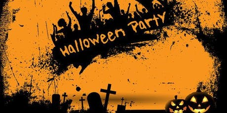 Halloween Party par APL billets