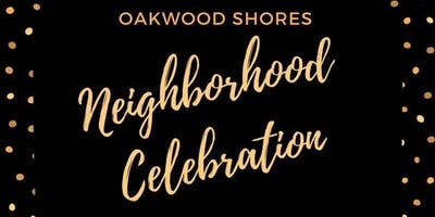 Oakwood Shores Neighborhood Celebration 2019
