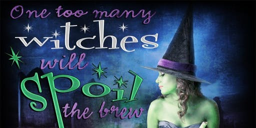 Wendy's Witch Murder Mystery - PRIVATE EVENT