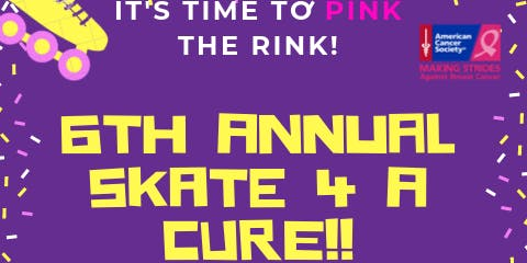 6th Annual Skate for a Cure!