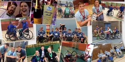 Dundee Dragons October Holiday Para Sports Day
